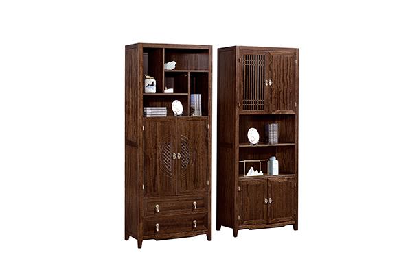 XYU-9101-组合书柜