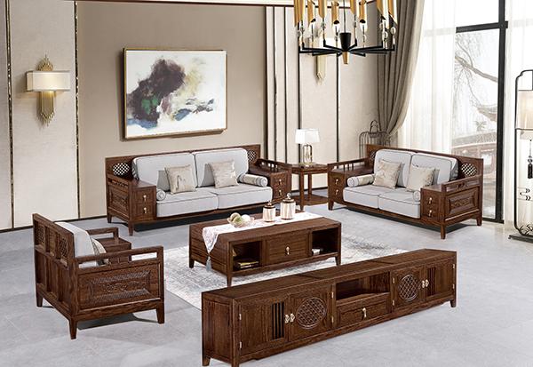 XYG-9102沙发1+2+3带扶手箱