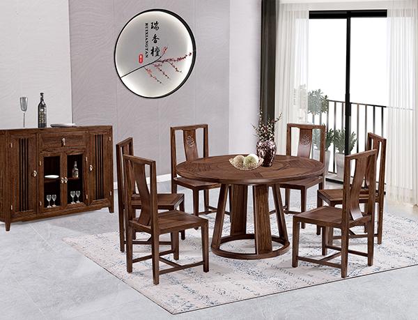 XYN-9103圆餐桌