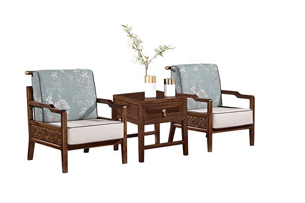 XYV-9102休闲椅+XYJ-9105休闲茶几