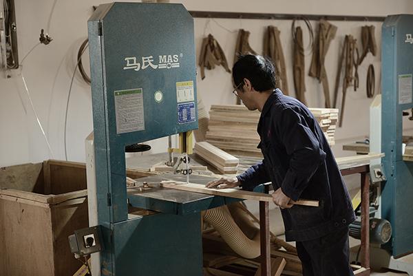 木工生产车间