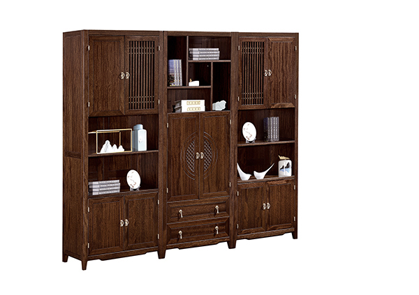 XYU-9101组合书柜